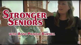 Balance Exercises Video for Seniors - Stronger Seniors Chair Exercise Program