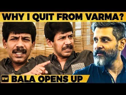 Varma படத்தை விட்டு ஏன் விலகினேன்? - Bala Reveals FIRST TIME