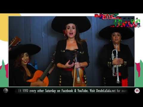 Desdelasala September 19 2020 Mariachi Las Coronelas Youtube