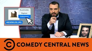 Political Correctness | Staffel 2 - Folge 1 | CC:N - Comedy Central News mit Ingmar Stadelmann
