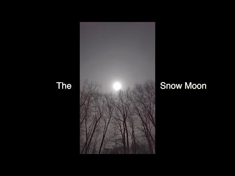 The Snow Moon