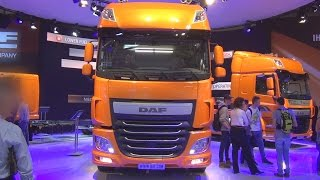 DAF XF 510 FT Tractor Truck (2017) Exterior and Interior in 3D
