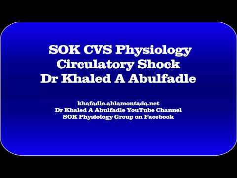 Circulatory Shock  by Dr Khaled A Abulfadle