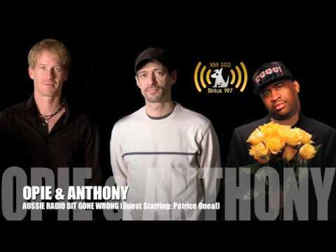 Opie & Anthony talk Aussie Radio Bit Gone Wrong (Part 1)