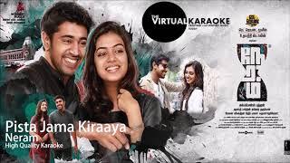 Neram - Pistah song [High Quality Karaoke]-(TVK RELEASE)