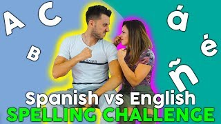 English Vs Spanish Challenge!!! | The Royalty Family