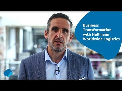 Business Transformation With Hellmann Worldwide Logistics