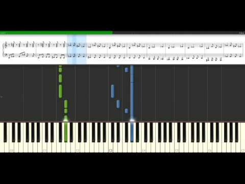 Arctic Monkeys - A Certain Romance [Piano Tutorial] Synthesia