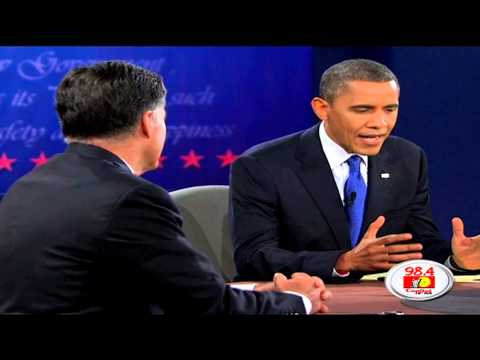 Obama slams Romney on foreign policy in fierce debate