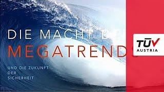 Matthias Horx - Die Macht der Megatrends und die Zukunft von Sicherheit und Qualität thumbnail