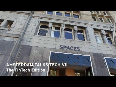 Amsterdam Talks Tech VII Fintech Aftermovie