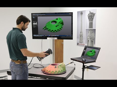 EMS 3D Scanning Services Overview