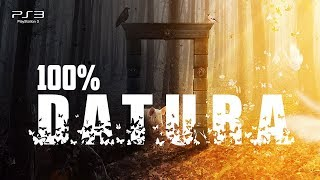 Datura (PlayStation 3) - Full Game 720p60 HD (100% Trophies) Walkthrough - No Commentary