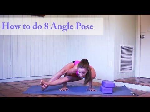 How to do 8 Angle Pose