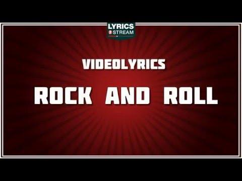 Rock And Roll - Led Zeppelin tribute - Lyrics