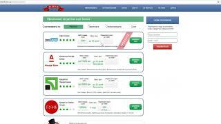 Как получить кредит на банковскую карту онлайн?