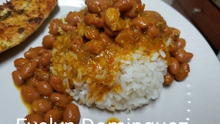 Red Beans (Vegetarian ) with a lots of Flavor