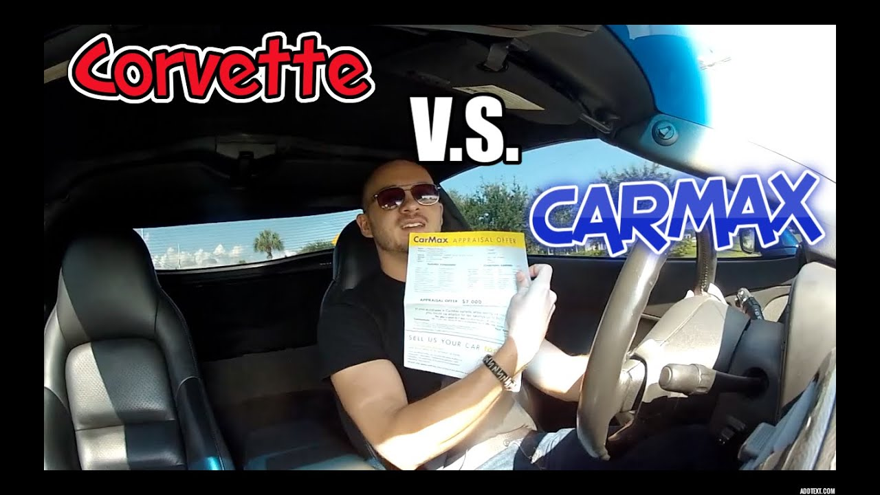 I Tried to Sell my C6 Corvette to CARMAX!! - YouTube