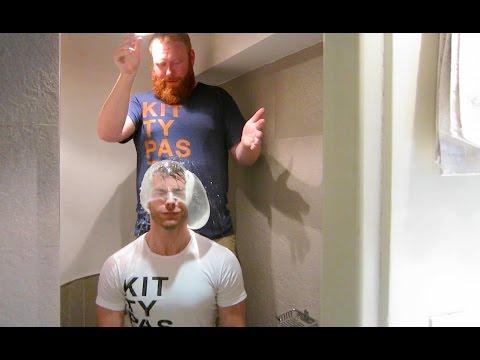 Reto del Condon - Condom Challenge FAIL! - Dustin Luke