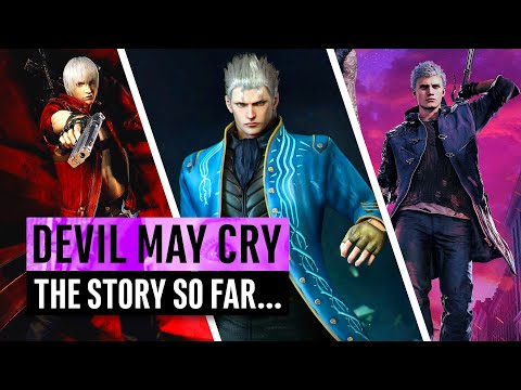 Devil May Cry | The Story So Far... Everything You Need To Know Before Devil May Cry 5 thumbnail