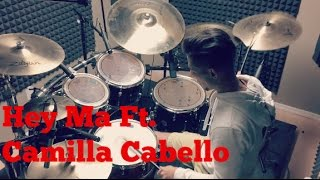 Pitbull J Balvin Hey Ma Ft. Camila Cabello Drum Cover The Fate Of The Furious.mp3