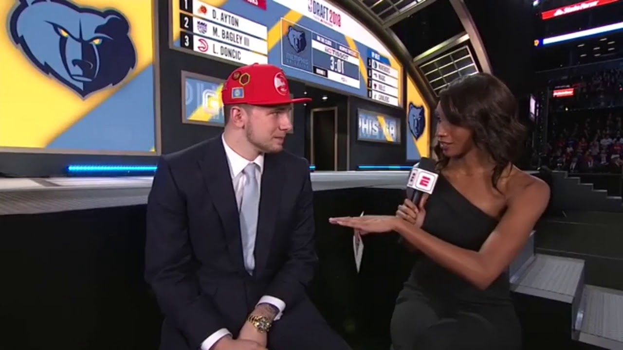 Luka Doncic | Number 3 Overall Pick 2018 NBA Draft