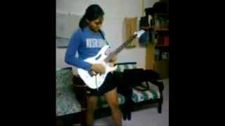 Joe Satriani - What Breaks A Heart (Cover by Han Ten)