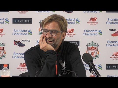 Liverpool 5-1 Hull - Jurgen Klopp Full Post Match Press Conference