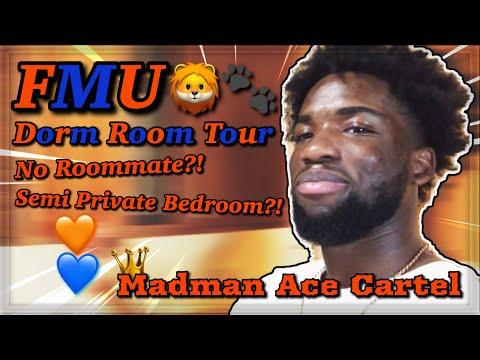 Dorm Room Tour FLORIDA MEMORIAL UNIVERSITY????????????||MADMAN ACE CARTEL