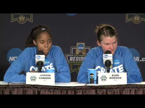 News Conference: UCLA Sweet Sixteen Postgame