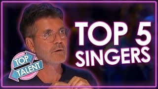 SENSATIONAL Singers On America's Got Talent: The Champions 2020! | Top