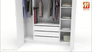 Шкафы и гардеробы  Киев купить, цена, магазин мебели из Польши, Vox(, 2014-03-29T14:46:57.000Z)