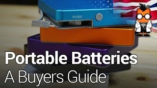 Top 5 Portable Battery Packs - A Buyers Guide