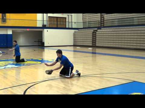 Crawfordsville Baseball: Open Gym Morning Workout #2