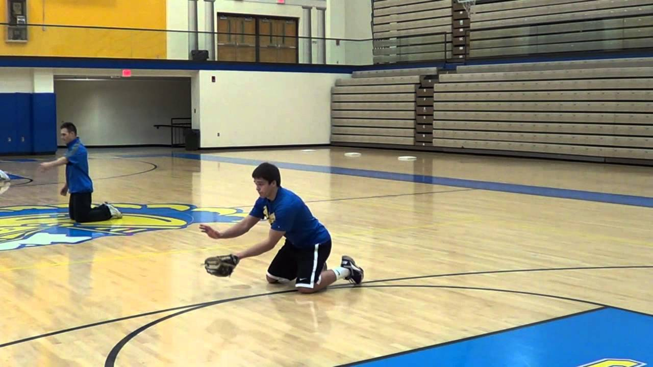 Crawfordsville Baseball Open Gym Morning Workout 2
