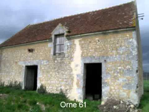 """French Property: Barn for conversion"""" For Sale in France- Lower Normandy,  Orne 61. 69,100€"""