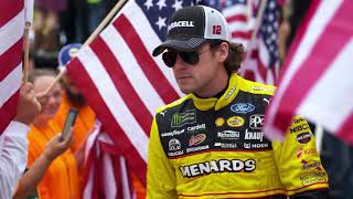 Racing Roots: featuring Ryan Blaney debuts this Sunday at 7:30pm ET on NBCSN