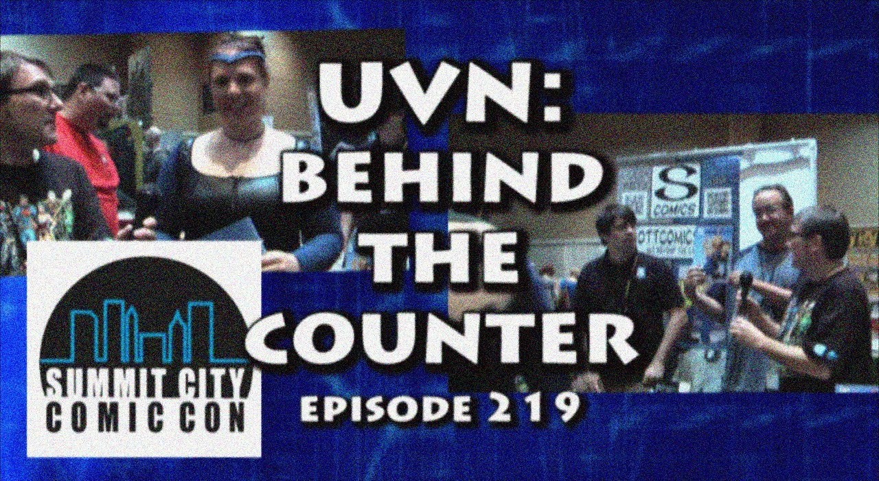 UVN: Behind the Counter 219