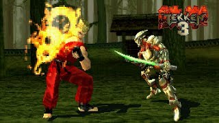 "[TAS] Tekken 3 ""Paul"" by Spikestuff in 11""55"
