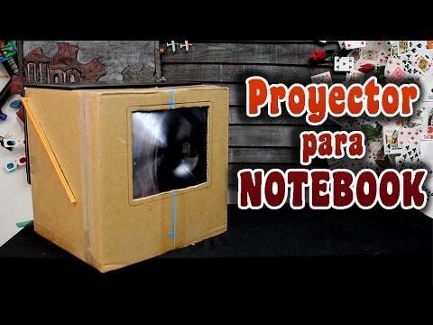 Como hacer un proyector casero para notebook youtube - Como hacer un dosel para cuna ...
