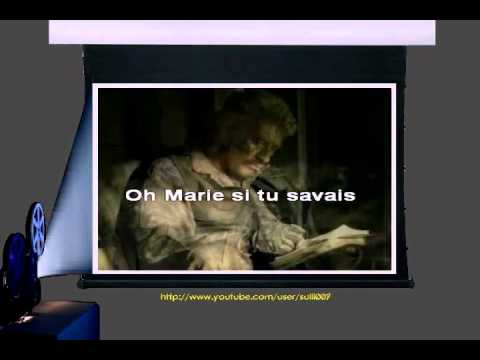 Karaoké - Oh Marie - Johnny Hallyday