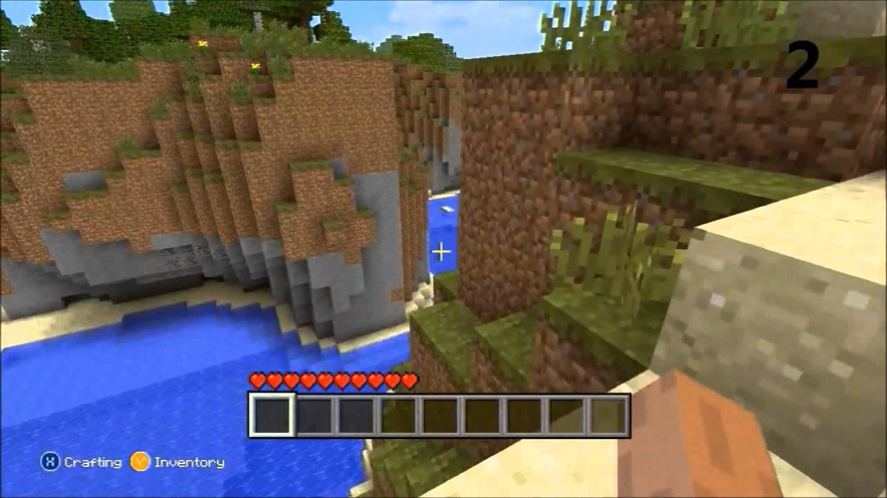 Minecraft Xbox 360 Edition | Top 3 Seeds Episode 1