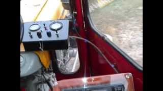 TUNING C 330, radio, oświetlenie, alternator, fotel c330