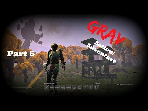 GRAV: Fast Leveling Trick, Weapons, Armor Levels 30 to 40 - Guide
