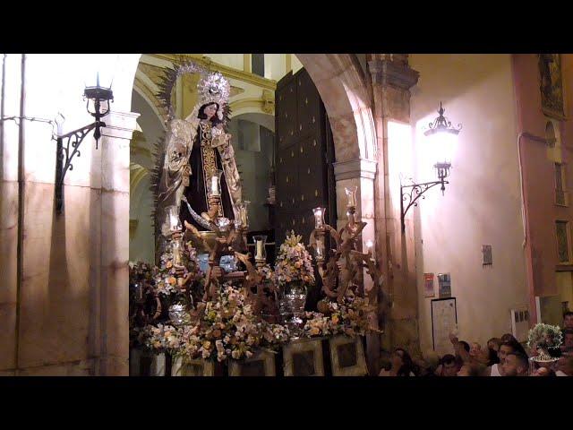 BM Cristo del Perdón (San José) - Y en Triana, la O - Entrada de la Virgen del Carmen de Triana