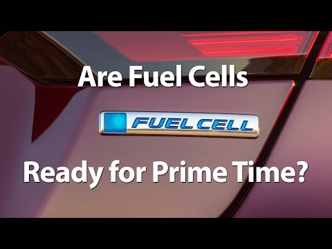 Are Fuel Cells Ready for Prime Time? - Autoline This Week 2114