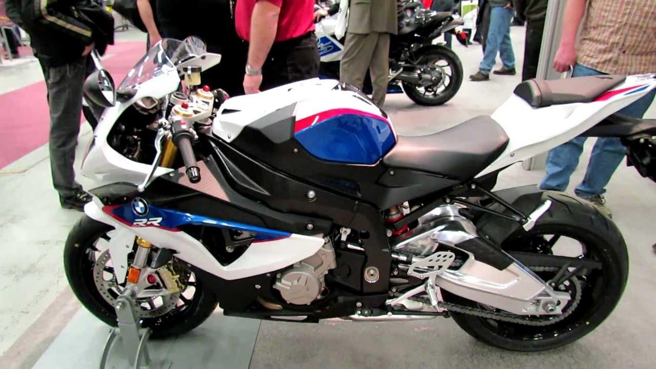 2012 bmw s1000rr at 2012 montreal motorcycle show salon - Salon de moto montreal ...