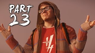 Repeat youtube video Infamous Second Son Gameplay Walkthrough Part 23 - Flight of Angels (PS4)