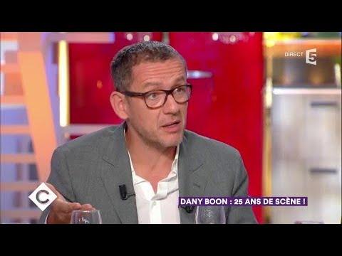 Dany Boon au dîner - C à Vous - 31/10/2017