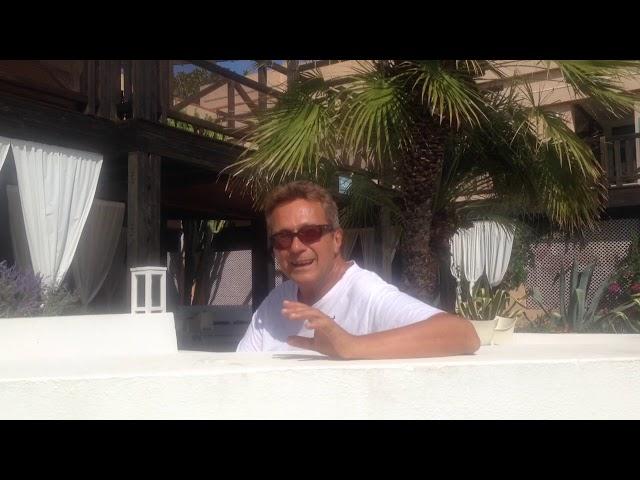 Ely Galleani Interview Antonio Covatta